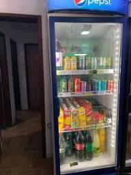 Refrigerador top de linha Semi novo