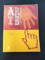 Livro Didático de Artes Vol. Único Usado - Beá Meira