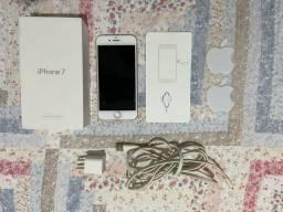Título do anúncio: [SOMENTE VENDA] IPhone 7 Rose 32 GB