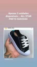 Título do anúncio: ALL STAR INFANTIL ULTMAS UNIDADES EM PROMOÇÃO