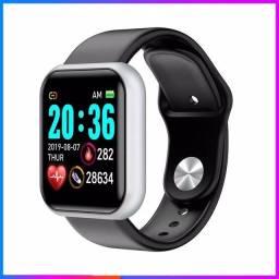 Título do anúncio: Relogio Inteligente Smartwatch D20 Bluetooth Monitor Saúde