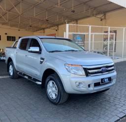 Ford Ranger XLT 3.2 Prata