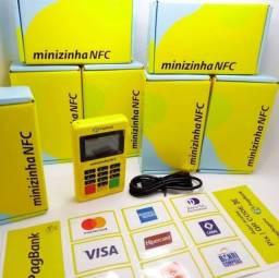 Título do anúncio: MINIZINHA NFC PAGSEGURO