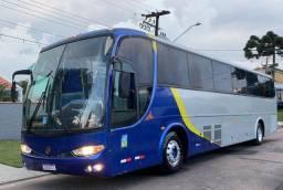 Ônibus Rodoviário Scania K124 2003