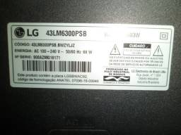 placa fonte 43lm6300psb eax68210401 1.7 usada leia anuncio