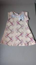 Título do anúncio: 2 vestidos bebe