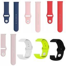 Título do anúncio: Pulseiras para Smartwatch 20mm