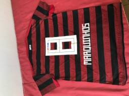 Camisa Flamengo personalizada