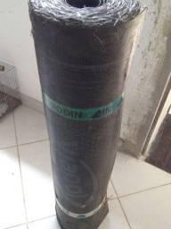 Título do anúncio: Rolo de manta asfáltica 10mt lacrado!