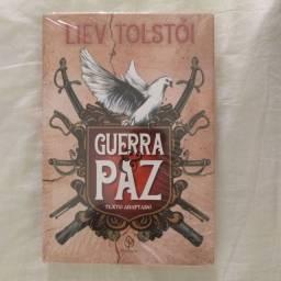 Livro Guerra e Paz - Leon Tolstoi