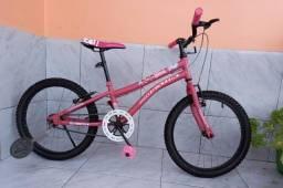 Título do anúncio: Bike Houston Nina Aro 20