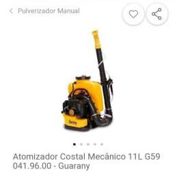 Atomizador costal Guarany tá novo