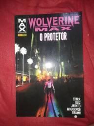 Wolverine História em Quadrinhos(HQ)