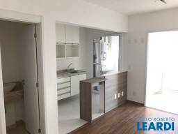 Apartamento para alugar com 1 dormitórios em Jardim aeroporto, São paulo cod:636819