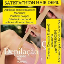 Satisfachion Hair Depil