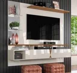 Painel Home Suspenso Intense TV até 55 polegadas