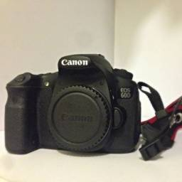 Título do anúncio: Canon 60D