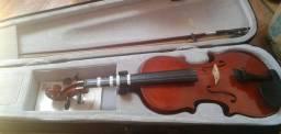 Título do anúncio: Vendo violino 4/4