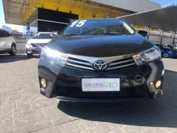 Toyota Corolla XEi 2.0 16v. Flex 2015 - Raridade 33.626 kms rodados
