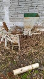 Máquina de fazer tijolos