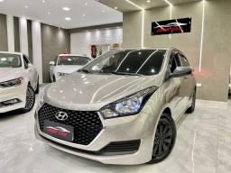 Título do anúncio: Hyundai HB20 Unique 19/19 1.0 Único Dono Manual Chave reserva, Sem leilão & Sem Sinistro!