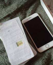 Título do anúncio: IPhone 7 64 g super bem conservado.