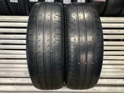 Par de Pneus 195/65/15 Bridgestone ECOPIA EP150 / Pneus 195/65r15
