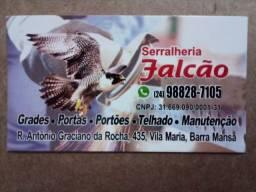 Título do anúncio: Serralheria Falcão
