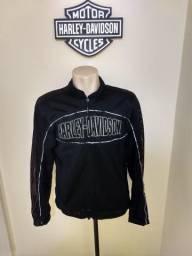 b14aae20b8 Jaqueta Harley Davidson Original Ride Ready Mesh Black M usada