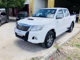 Hilux 3.0 srv 2014 diesel extra!!! - 2014