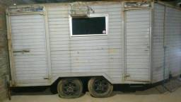 Trailer camping - 2007