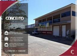 Vendo Imóvel Comercial de Avenida- quase 2.000 m² de terreno