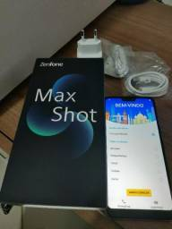 Asus Zenfone Max Shot 4GB/64GB Prata