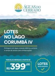 Vendas de Terrenos Lago Corumbá IV