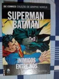 HQ Superman Batman - Inimigos Entre Nós