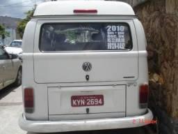 Kombi ano 2010 com GNV - 2010