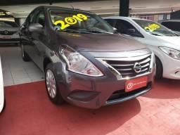 Nissan Versa 1.0 completo 2019 unico dono - 2019