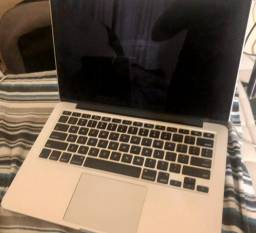 MacBook Pro 13 512gb 8gb memória RAM