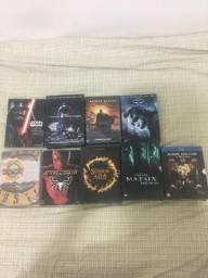 Filmes/dvd originais para colecionadores