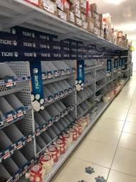 Gondolas para Lojas de Material de Construçao Civil