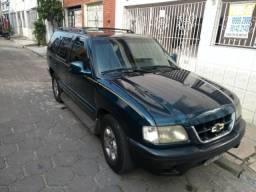 Blazer executive 4.3 GNV / gasolina - 1998