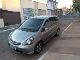 Fit Honda 1.4 Automático 2008 - Conservado, Econômico - 2008