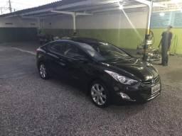 Hyundai elantra 2012/2013 1.8 gls 16v gasolina 4p automático - 2013