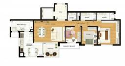 Apartamento 111m² -Cristo Redentor