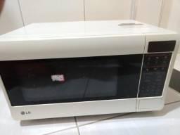Microondas LG 30 litros com defeito 120,00