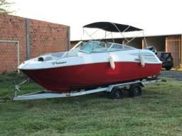 Lancha - Psari Boat 195 - 2011