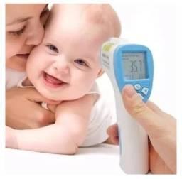 Termômetro Laser Digital Adulto e Infantil