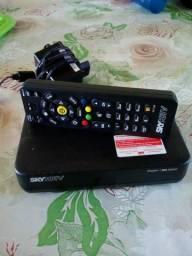 Aparelho da SKY HDTV