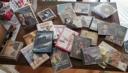 Vendo CDS e DVDS de vários títulos