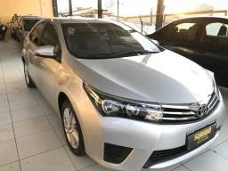 Toyota Corolla GLi 1.8 flex automático - 2015